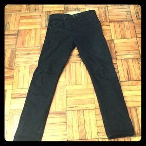rag & bone selvedge jeans